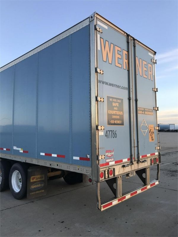 2015 WABASH NATIONAL USED DRY VANS AVAILABLE NOW. 5218748911