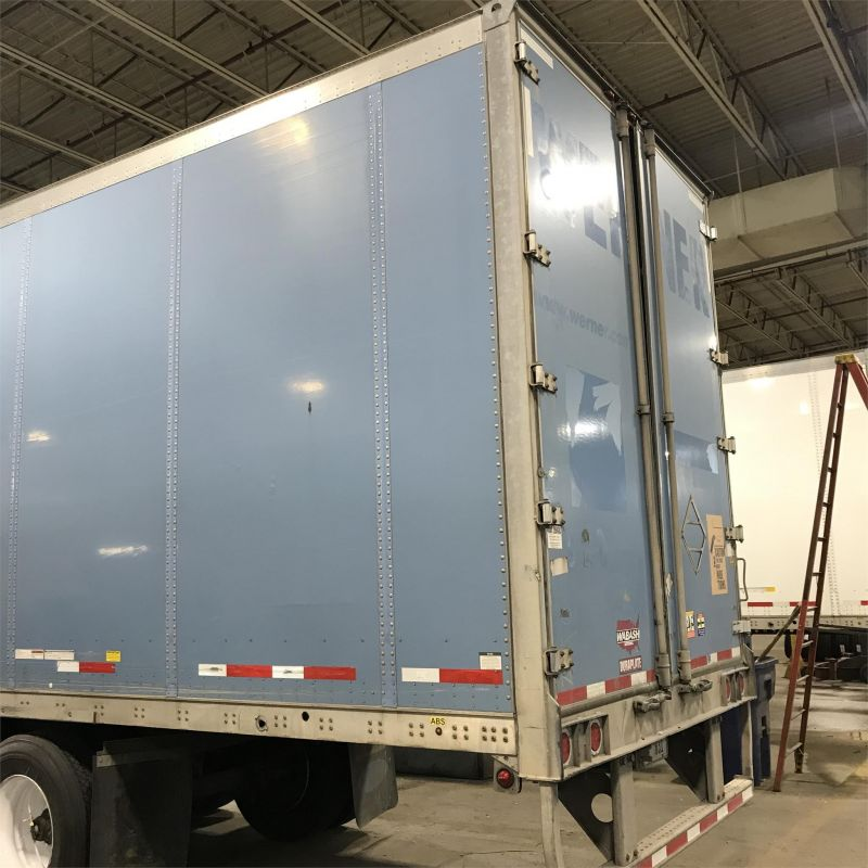 2014 WABASH NATIONAL USED DRY VANS AVAILABLE NOW. 6209258545