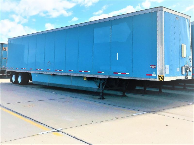 2014 WABASH NATIONAL USED DRY VANS AVAILABLE NOW. 6209263899